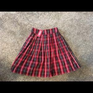 NWT Big Girls Gymboree Skirt size 12